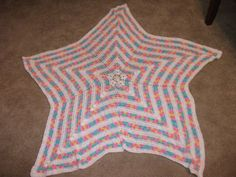 a blanket for my Granddaughter
