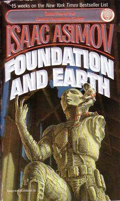 isaac Asimov - Foundation and Earth
