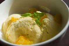 Jak připravit domácí pomerančovou zmrzlinu | recept