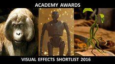 ❝ En vídeo las 10 películas que optan al #Oscar a los mejores Efectos Visuales ❞ ↪ Vía: Entretenimiento y Tecnología en proZesa