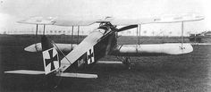 Halberstadt D 11 - it replaced the fading Fokker Eindekker from early 1916 and held the ring till the superior Albatros fighter started entering service late that year.  Richthofen flew one in early 1917 when his Albatros suffered a cracked wing spar.