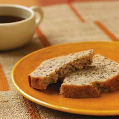 Classic Banana Bread (recipe)  Escali scale-friendly, change servings to metric (volume)