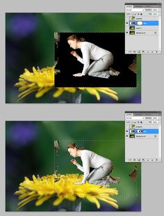 How to Use Layer Masks for Composite Images in Photoshop