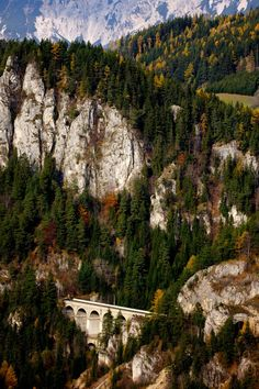 Semmering Railway, Austria
