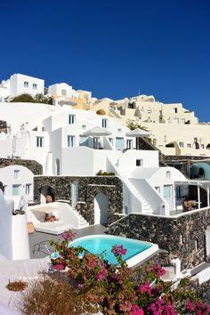 Santorini- Oi luxury hotel Katikies