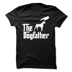 The DogFather Boxer T Shirts, Hoodies. Get it now ==► https://www.sunfrog.com/Pets/The-DogFather-Boxer.html?57074 $22