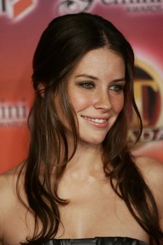 Evangeline Lily with her little freckled nose