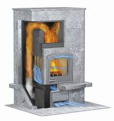 The Sustainable Features of the Modern Masonry Stove