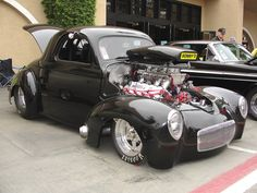 Willys Monster Motor
