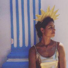 """132 curtidas, 8 comentários - Gabriela Mendes (@bibimendes92) no Instagram: """"Sol também precisa de sombrinha ⛱ #peroladaguanabara"""""""
