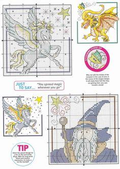 Gallery.ru / Фото #17 - Cross Stitch Card Shop 55 - WhiteAngel