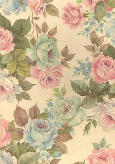 #Vintage #wallpaper #Flower #Flowerpower