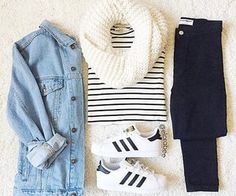 Image about outfit in Mi estilo by Look Fashion, Fashion Outfits, Womens Fashion, Fashion Casual, Fashion Fashion, Yuya Outfits, Fall Winter Outfits, Autumn Winter Fashion, December Outfits