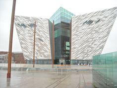 Titanic Museum, Belfast Ireland