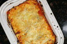 The Italian Dish - Posts - My Mom's ZucchiniLasagna