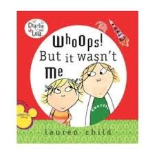 Whoops! But it wasn't me   An excellent book for developing understanding of the IB Learner Profile - Principled