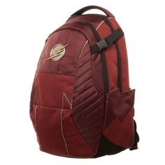 DC Comics Flash Built Backpack - Visit to grab an amazing super hero shirt now on sale!