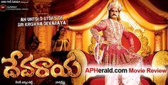 Devaraya Reviews | Devaraya Ratings | Devaraya Telugu Movie Review, Rating, Story, Performances, Cast and Crew on APHerald.com