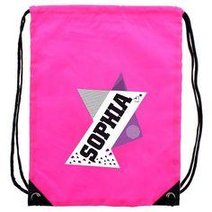 Personalised Pink Kit Bag - Dance
