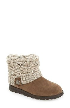 4d57fed723d6 Free shipping and returns on MUK LUKS  Patti  Boot (Women) at Nordstrom