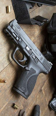 SMITH & WESSON - S&W M&P M2.0 COMPACT 9MM Pistol Handgun 4 BBL 15 RD
