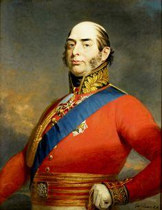 The parents of Queen Victoria: Edward, Duke of Kent. Portraits