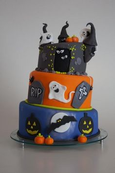 Halloween+By+Dreamcakes_Br+on+CakeCentral.com