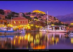 Molyvos - Lesvos - Greece (204 pieces)