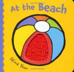 At the Beach by Salina Yoon, http://www.amazon.com