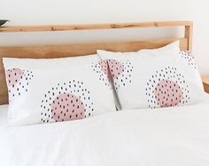 Plum Pillowcase Set of 2