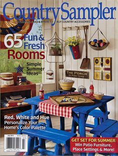 Country Sampler, July 2013