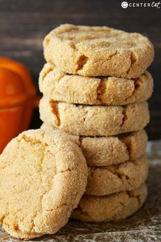 Pumpkin Cheesecake Cookies: With a soft, creamy center and a graham cracker coating, these cookies are sure to be a fast favorite for dessert lovers.