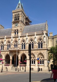 The Guildhall, Northampton  England