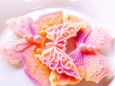 BUTTERFLY SPRING SOAP Butterfly Trio Soap in by thecharmingfrog, $10.00