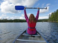 From canoeing on pristine lakes to fishing for your own fish and picking berries for dessert: there's plenty of things to do in Saimaa! Stuff To Do, Things To Do, Berry Picking, Canoeing, Berries, Fishing, Dessert, Travel, Outdoor