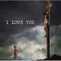 Jesus died for you, knowing you might never love Him back. THAT is true love.❤️Jesus didn't die so we could have religion.He died so we could have a deep, intimate, personal relationship with God. Good Friday Images, Saint Esprit, My Jesus, I Love Jesus, I Love You God, Jesus Is Life, King Jesus, Thank You Jesus, Lord And Savior