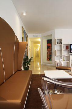 Progettazione degli interni del B&B Ferrara Rooms