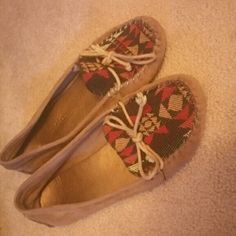 Loafers Worn but still in ok condition Madden Girl Shoes Flats & Loafers