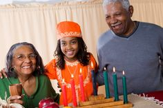 ...  here's the scoop: Kwanzaa was established by a college professor in California just 46 years ago, making it one of the newer holidays on the calendar. Description from parentsociety.com. I searched for this on bing.com/images