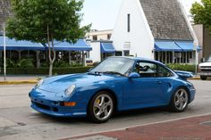 1997 Porsche 911 Turbo S 3.6