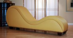 Zen by Design Tantra Chair yellow 1  That looks very relaxing....