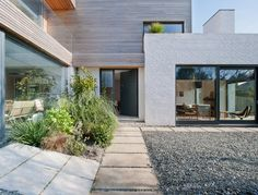Exterior   Designer Kathryn Tyler's home in Falmouth, England {via Dwell}