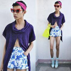Pretty Men, Pretty Boys, Boys Wearing Skirts, Petticoated Boys, Androgynous Style, Crossdressers, Boy Fashion, Parisian, Punk