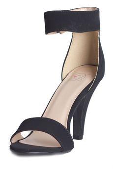 Rosela Heels from For Elyse