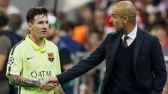 Jika Guardiola Ke City, Apakah Pengaruhi Keputusan Messi untuk Pindah?