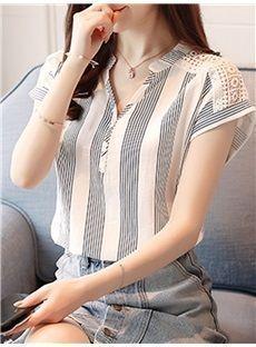 34 Elegant Women Blouses You Should Own #blusas  #blusasmujer  #blouse  #fashion