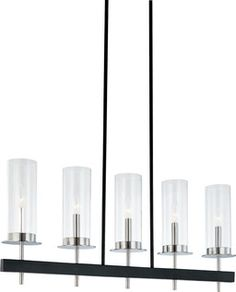 Sonneman Tuxedo Linear Pendant | 2Modern Furniture & Lighting