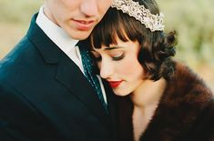 Great Gatsby Rustic Wedding: Erin + Parker – Part 2