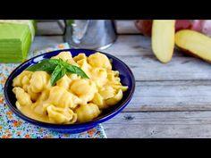 Mac & Cheese | Pasta cremosa con patate e anacardi (vegan) - YouTube