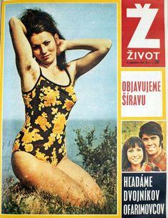 Bratislava, Socialism, Magazines, Nostalgia, One Piece, Memories, Humor, Cars, Retro